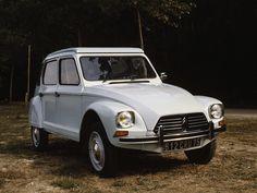 Citroën Dyane 6 | by Auto Clasico