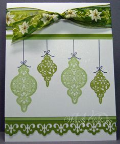 Just Ornaments by Wdoherty - Cards and Paper Crafts at Splitcoaststampers