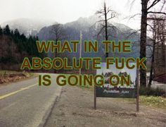 Every episode of twin peaks though Twin Peaks, Trauma, Nord England, Half Elf, Twilight, It's Over Now, Mystery, John Wilson, Pokerface
