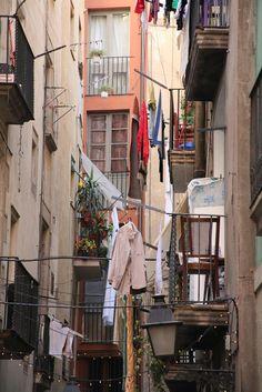 Barrio Gotico - Barcelone (Espagne)
