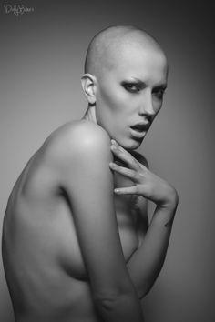 Bald Beauty by Maja-Stina