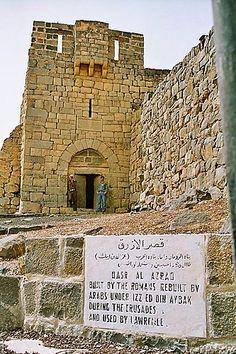 Qasr al Azraq - Jordan