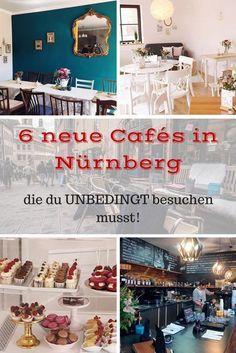 Du Bist Auf Der Suche Nach Tollen Neuen Cafs In Nrnberg Den Letzten Wochen