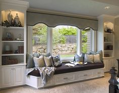 5 Fabulous Ideas to Design a Window Seat