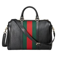 GUCCI Gucci Women'S 247205A7Mag1060 Black Leather Handbag. #gucci #bags…