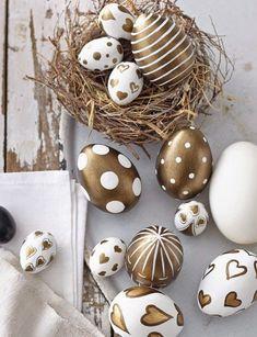 Décoration de Pâques #oeufsdepaques #Paques #Easter #eastereggs