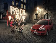 Clio Rock & Pop on Behance