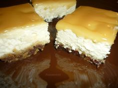 Caramel Cheesecake Bars! These were solo good.I made my own Graham cracker crust instead of the cookie crust.will make again