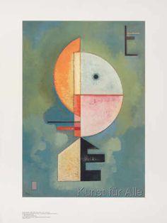 Wassily Kandinsky - Empor (In Alto)