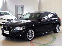 BMW NUOVA 118 D MSPORT 150CV 8.000km + Navigatore + Fari Bi-led adattivi + Sedili sportivi + Retrocamera + Privacy + Bluetooth + Climatizzatore bi-zona + Cruise control + Cerchi in lega 18 + Comandi al volante + High beam assistant + Selettore dinamica di guida + Garanzia Bmw + Unico prop + del 2017