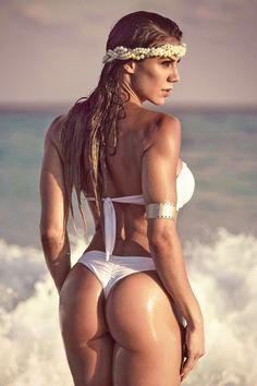 Carol Saraiva (Foto: MF Models Assessoria/Divulgação)Preparadora física que tem…