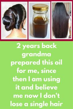 2 years back grandma prepared this oil for me, since then I am using it and believe me now I don't lose a single hair 2 years back I was afraid about my hair fall, they were falling so badly but then my grandma saved my life. She prepared one oil for me and it changed my situation completely Ingredients needed: 1. coconut oil (250ml) 2. amla (50gm) (gooseberry) – dried 3. Methi (50gm)(fenugreek seeds) 4. Neem leaves (50-70 leafs) …