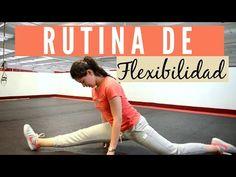 Mejora tu flexibilidad y logra una silueta perfecta con esta rutina (VIDEO) | Adelgazar - Bajar de Peso