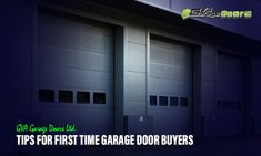 Because most overhead doors will last about thirty years before they require replacement, homeowners have some important decisions to make when it comes to investing in a new garage door in Richmond. If you are buying a garage door for the first-ever time, here are a few things you need to take into account. Garage Door Company, Garage Doors, Buy A Garage, The Doors, First Time, Investing, Things To Come, Outdoor Decor, Tips