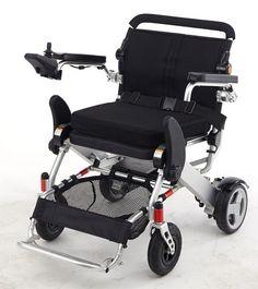 Heavy Duty Folding Power Wheelchair from KD Smart Chair