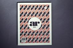 Annual Report 2011 for European Youth Forum by Gabriele Trapani, via Behance