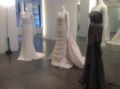 Bridal gowns , wedding dress & bridesmaid dress - White by Vera Wang Fall 2014