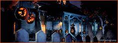 Halloween, Samhain, Graveyard, Witch, Jack O'Lantern, Wicca, Pagan, Night