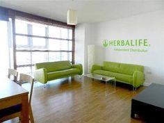 Herbalife Long Logo Wall Art