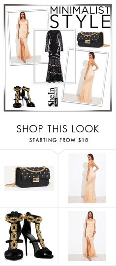 """""""Untitled #606"""" by amelaa-16 ❤ liked on Polyvore featuring Giuseppe Zanotti"""