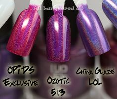 OPI DS Exclusive