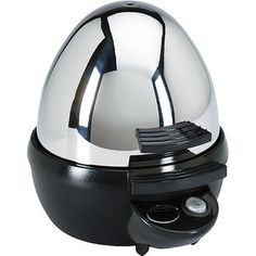 Egg boiler - brilliant invention. One of my favorite appliances! So easy compared to traditional pan boiling.