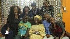 PHOTOS from veteran Nigerian actress Bukky Ajayis 82nd birthday