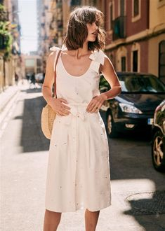 Improve How You Look With These Great Fashion Tips Feminine Mode, Look Fashion, Fashion Tips, Summer Outfits, Summer Dresses, Mode Outfits, Parisian Style, Mode Style, Summer Collection