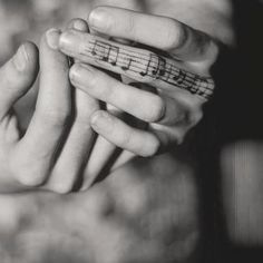 Music in Black and White