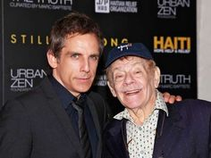"""© Charles Eshelman/FilmMagic    JERRY STILLER  The comedian and """"Seinfeld"""" and """"The King of Queens"""" actor is the father of Ben (L) of """"Zoolander"""" fame.  Other children: Amy"""