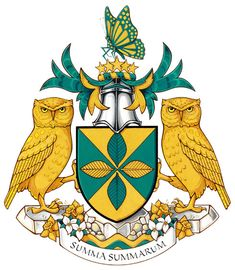 Elmwood school - Coat of arms (crest) of Elmwood school Arctic Monkeys, Elodie Frégé, Medieval Paintings, Dress Design Sketches, Jeff Koons, Billie Holiday, Mystery Of History, Family Crest, Nature Photography