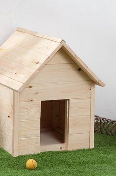 fabriquer niche en bois