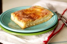 Sopapilla Cheesecake - Definitely have to make this!