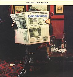 "For Sale - The Bluetones Are You Blue... - Numbered UK  12"" vinyl single (12 inch record / Maxi-single) - See this and 250,000 other rare & vintage vinyl records, singles, LPs & CDs at http://eil.com"