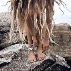 Free Your Wild :: Natural Waves :: Beach Hair :: Nurture :: Nourish :: Protect :: Untamed Hairstyles :: See more @untamedorganica