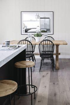 Whitewashed Floorscountryliving