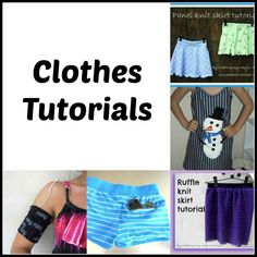 Creating my way to Success: 500+ Clothes upcycling projects