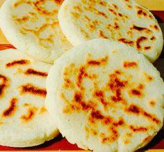 LGKitchen Almond Flour Arepas | In The Kitchen With Honeyville