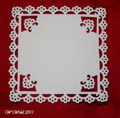 101 Best Craftsmartha Stewart Punch Ideas Images Doilies Paper