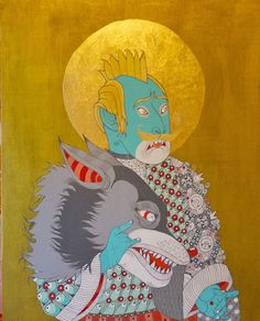 'The Wolves of Rome' by Ferris Plock, 2012.