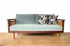 canape-lit-maison-nordik vintage couch  Danish Modern Midcentury modern
