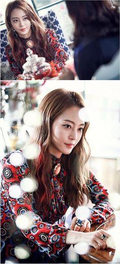 Han Ye Seul in Madame Antoine  drama