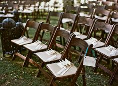 Exceptionnel Fruitwood Folding Chairs By Premiere Www.PremierePartyCentral.com | Recent  Events By Premiere | Pinterest | Folding Chairs, Wedding Rentals And Floral  ...