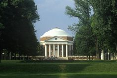 South's Best Colleges: University of Virginia