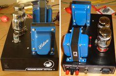 Finished 5751 SRPP KT88 Push-Pull Tube Amp Kits Vacuum Tube, Kit, Pure Products, Music, Audio, Blue Prints, Musica, Musik, Muziek