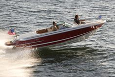 New 2007 Chris Craft Lancer 22 Rumble Runabout Boat