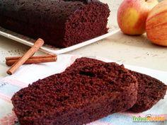 Plumcake al cioccolato, zenzero e cannella [senza latte] #ricette #food #recipes