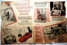 Chegada da Boneca Barbie ao Brasil em 1982