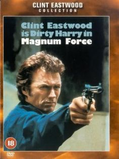 "Magnum Force ~ ""Dirty Harry is on the trail of vigilante cops who are not above going beyond the law to kill the city's undesirables."""