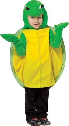 Disfraz de tortuga niño. Disponible en www.vegaoo.es